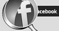 Facebook готов с новым навигационным баром и с поиском