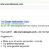Google банит за посредничество в продаже ссылок