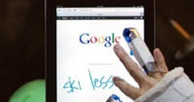 Googlt видит рукописный ввод со смартфонов