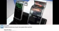 """Кнопка """"поделиться"""" на мобильном сайте Facebook"""
