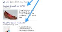 Настройка заголовков объявлений в Facebook